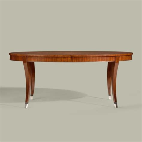 modern oval dining table traditional dining