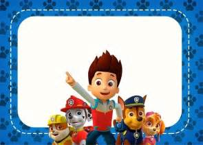 Printable Cake Topper Templates 128 Best Images About Paw Patrol Party On Pinterest