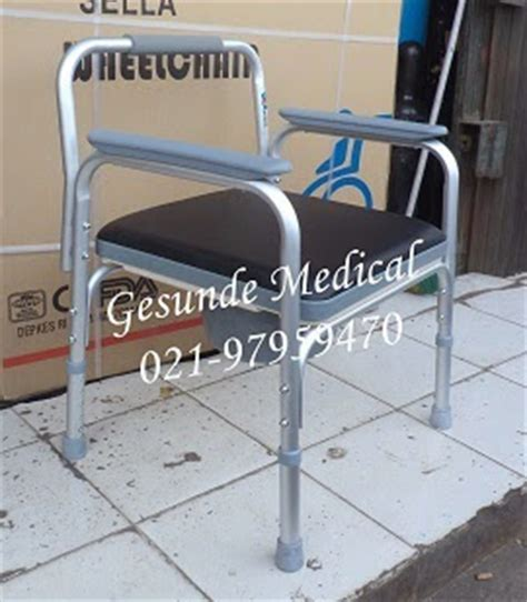 Kursi Untuk Buang Air Besar alat kesehatan grosir kursi toilet pasien fs895l