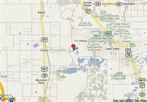 map of the villages in the villages florida hton inn suites lake the villages fl lake