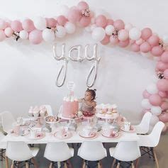 Simply Stunning Moments Tutudumonde Theborrowedboutique pretty in pink second birthday