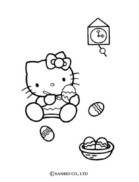 hello kitty coloring pages hello kitty coloring the