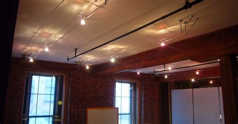 cable lighting as an alternative to track lighting would - Alternatives To Track Lighting