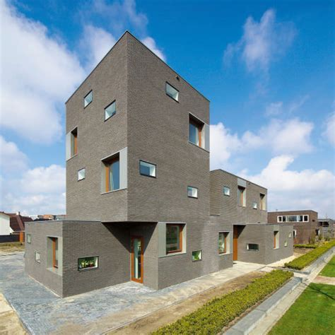 Contemporary Dutch House Design   House In Museumlaan by