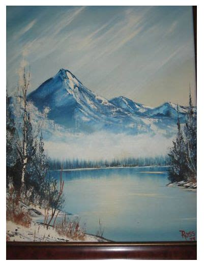 real bob ross painting for sale 17 best images about bob ross on bobs