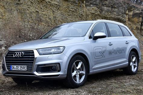 Audi Q7 3 0 Tdi Erfahrung by Audi Q7 E 3 0 Tdi Quattro Im Test Offroader Tests
