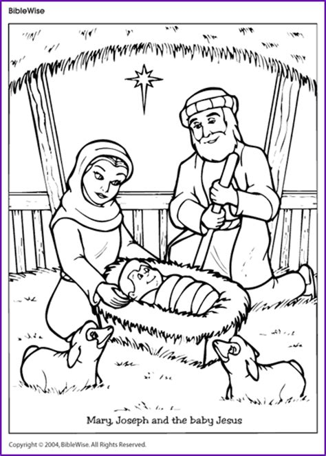 coloring pictures mary joseph coloring mary joseph and the baby jesus kids korner