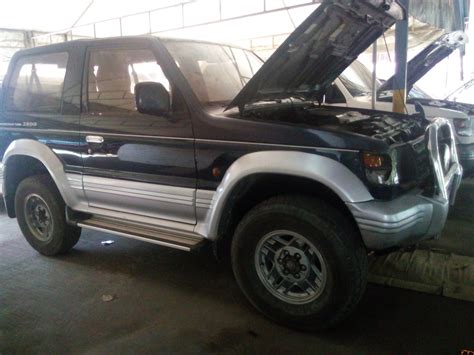 mitsubishi cars 2003 mitsubishi pajero 2003 car for sale central visayas