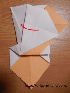 Origami Land - origami how to fold an origami land
