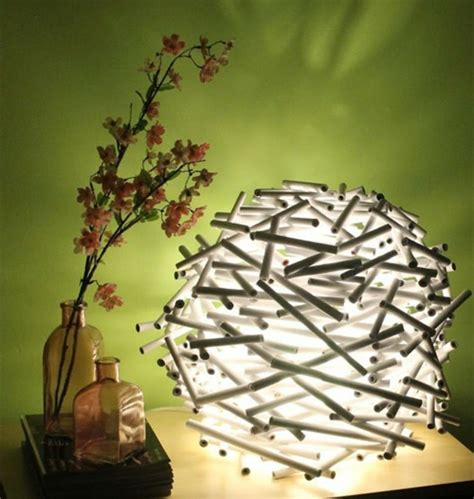papier lampenschirm basteln diy lampen fuer mehr