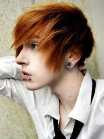 Galerry hairstyle emo boy 2015