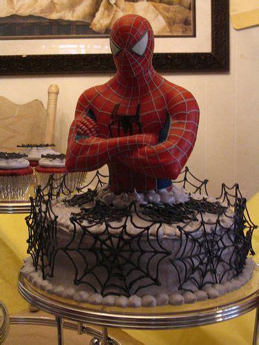 imagenes cumpleaños hombre araña las 25 mejores ideas sobre tortas del hombre ara 241 a en