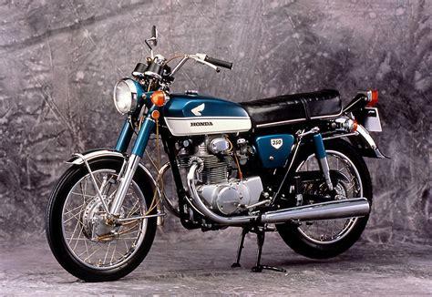 honda cb 350 k 1968 1973 im schatten der zweitakt motorr 228 der