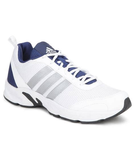 adidas albis  white running sports shoes buy adidas