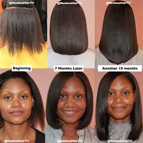 Hairstyles For Relaxed Hair Black by 258 Best Images About Relaxed Hairstyles On