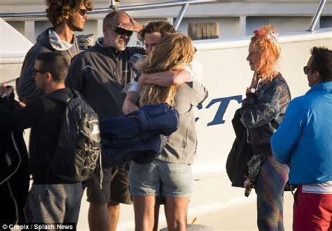 straight off the boat cast lily james and jeremy irvine continue to film mamma mia 2