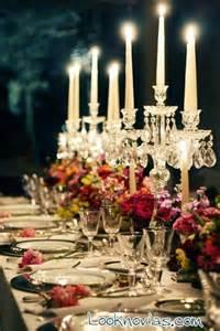 stunning table setting decoraci 243 n de mesas con candelabros