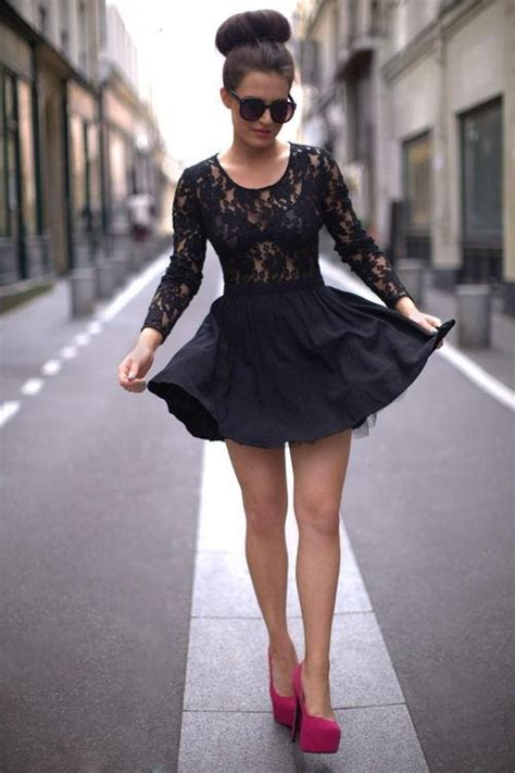 Trend Black Lace Goes Chic by 30 Modele Fustanesh Q 235 Do Ju L 235 N 235 Pa Fjal 235 Part2
