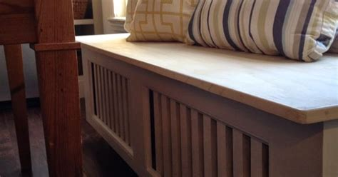 bench over radiator bench radiator cover decor ideas pinterest radiators
