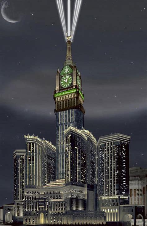 Clock Setelan Maldives 2 the makkah clock royal tower world s largest clock will begin testing on august 11th