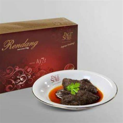 rendang daging sapi rmpagi sore shopee indonesia