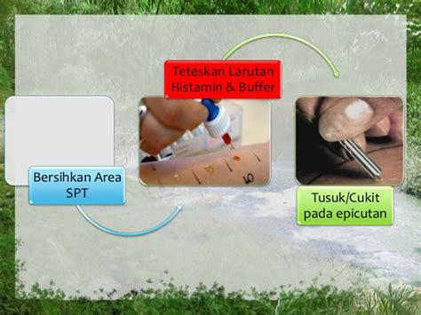 Lancet Jarum Tusuk tes alergi