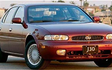 infiniti j30 reviews 1993 1997 infiniti j30 used car reviews motor trend