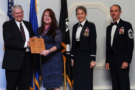 air force awards banquet 4th fw recognizes annual award winners gt seymour johnson