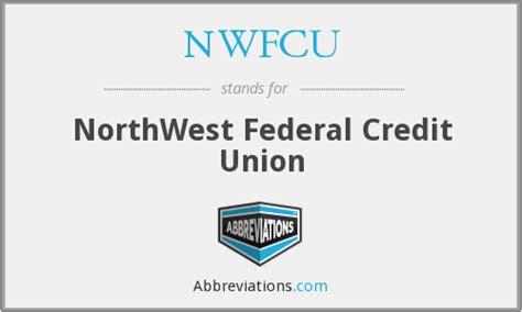 nwfcu northwest federal credit union