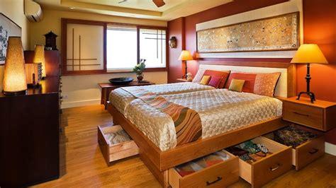 smart bedroom storage solutions