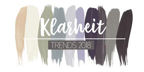 Wandfarbe Trend 2018 by Trend 2018 Kalte Farben Winterliche Klarheit