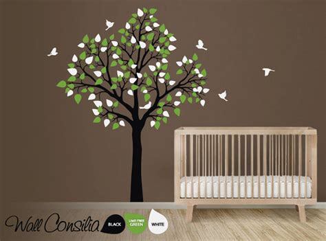 baby nursery wall decals tree baby nursery tree wall decal wall sticker tree wall decal
