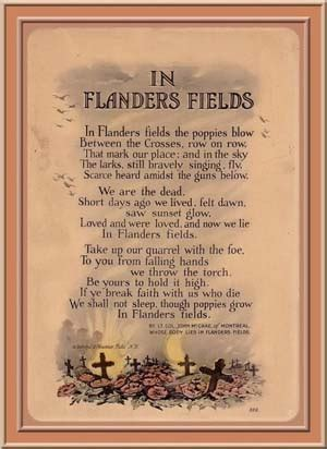 printable version of flanders fields eqinterface forums lest we forget
