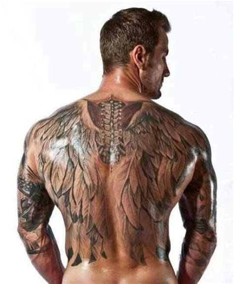 angel wings tattoo for men wing tattoos for ideas and inspiration for guys