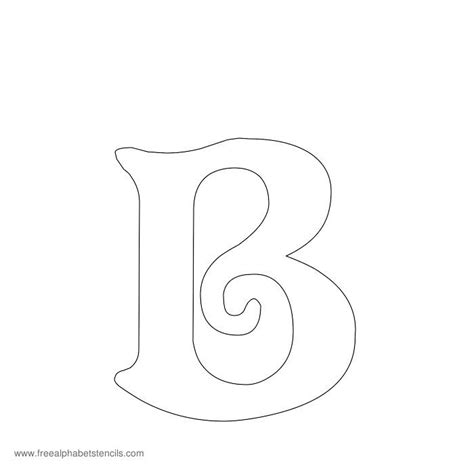fancy letter templates search results for free stencils printable