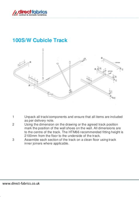 curtain track fitting cubicle curtain track fitting instructions