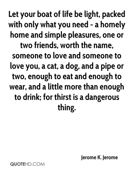 dog on boat quotes jerome k jerome quotes quotehd