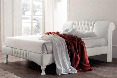Designer Bed Frame Knightsbridge Designer Bed White Buttoned Faux Leather King Size Price Beds