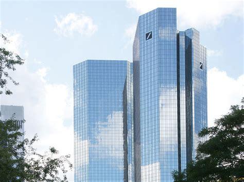 deutsche bank öffnungszeiten frankfurt deutsche bank towers region frankfurt rhein