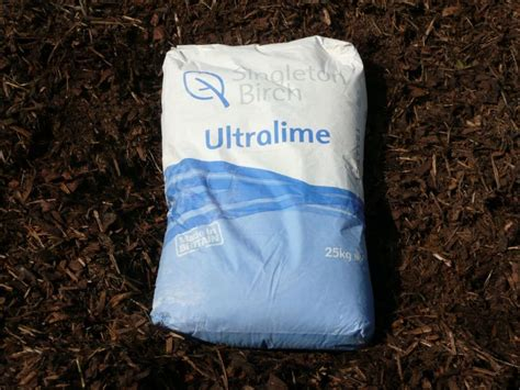 singleton birch ultralime hydrated lime pallet of 40 bags