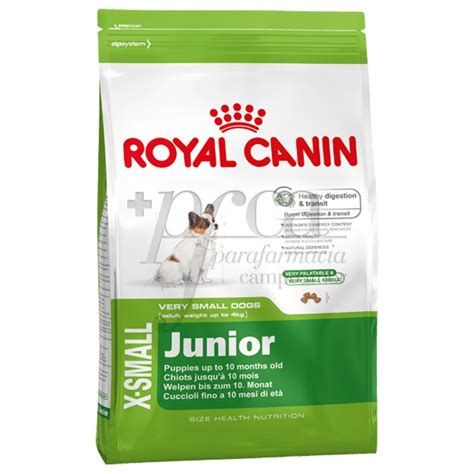 Royal Canin X Small Junior 1 5 Kg royal canin x small junior 1 5 kg parafarmacia coamor