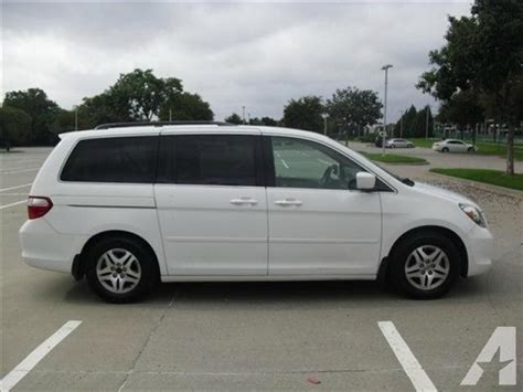 2005 honda odyssey for sale 2005 honda odyssey ex l for sale in frisco