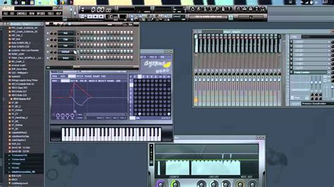 fl studio 10 video tutorials fl studio 10 dubstep tutorial sytrus youtube