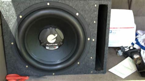 Speaker Subwoofer Acr 15 Inch 15 Inch Planet Audio Sub Flexing Tahoe