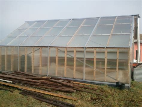 greenhouse bench heating farm glance waxwing farm s rocket stove type greenhouse