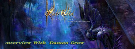Kaos My Is On The Rise kaos war with damon grow www mmosite