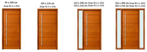 medidas puertas interior medidas estandar puertas interiores gallery of puertas de