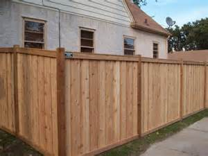 fence styles pictures and ideas