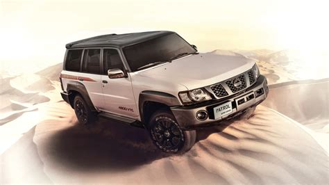 nissan safari off road nissan patrol super safari off road 4x4 special edition suv