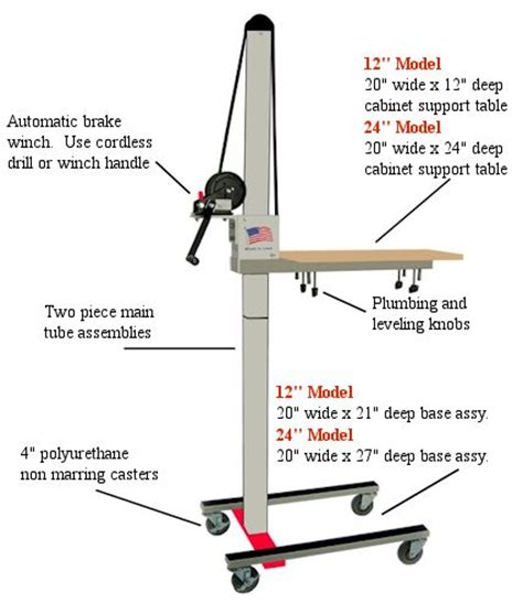 manual lift table rental 1000 images about lift hoist on o